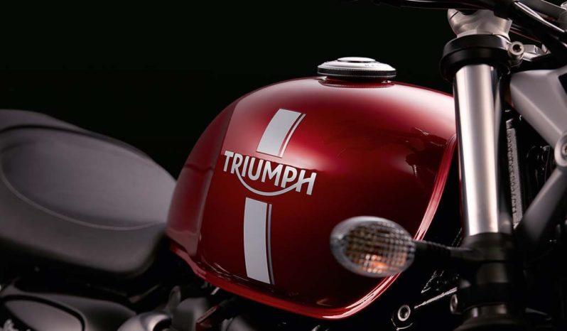 Triumph Street Twin A2 2017 lleno