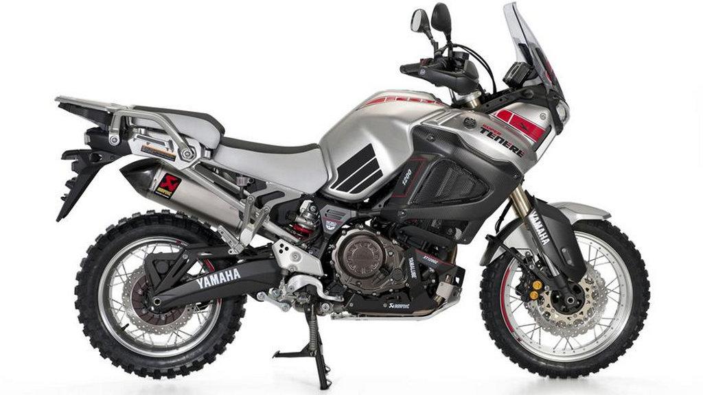 Neumotorrad: Yamaha XT 1200 ZE Super Ténéré, Baujahr: 2020