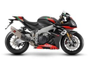 Ficha técnica de la moto Aprilia RSV4 1100 Factory 2020