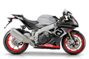 Ficha técnica de la moto Aprilia RSV4 RR 2020