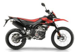 Ficha técnica de la moto Aprilia RX 125