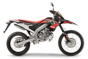 Ficha técnica de la moto Aprilia RX 50 Factory
