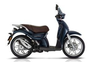 Ficha técnica de la moto Aprilia Scarabeo Classic 50 2T E4