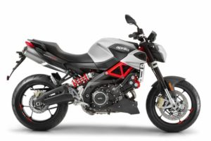 Ficha técnica de la moto Aprilia Shiver 900 35kW