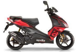 Ficha técnica de la moto Aprilia SR 50 R