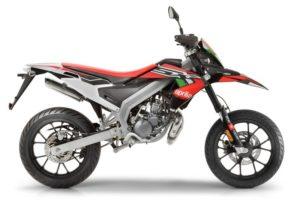 Ficha técnica de la moto Aprilia SX 50 Factory