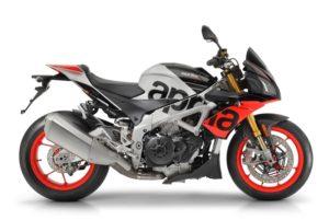 Ficha técnica de la moto Aprilia Tuono V4 1100 Factory