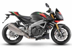 Ficha técnica de la moto Aprilia Tuono V4 1100 Factory 2020