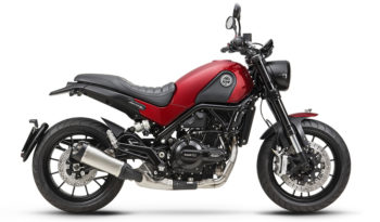 Ficha técnica de la moto Benelli Leoncino 500