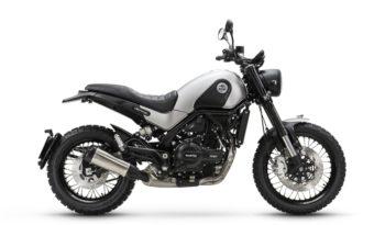 Ficha técnica de la moto Benelli Leoncino 500 Trail