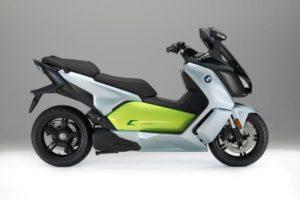 Ficha técnica de la moto BMW C evolution (versión A1)