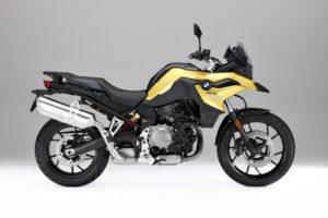 Ficha técnica de la moto BMW F 750 GS
