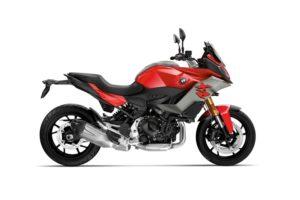 Ficha técnica de la moto BMW F 900 XR 2020