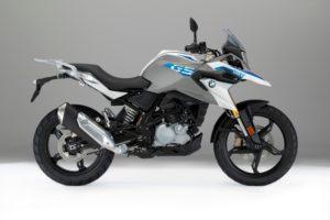 Ficha técnica de la moto BMW G 310 GS