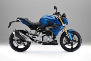 Ficha técnica de la moto BMW G 310 R