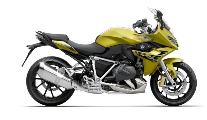 Ficha técnica de la moto BMW R 1250 RS