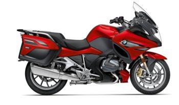 Ficha técnica de la moto BMW R 1250 RT