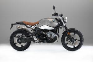 Ficha técnica de la moto BMW R nineT Scrambler