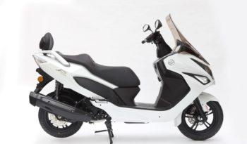 Ficha técnica de la moto Daelim S3 125 FI CBS