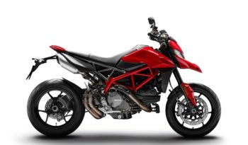 Ficha técnica de la moto Ducati Hypermotard 950