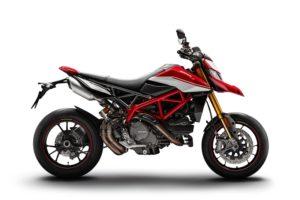 Ficha técnica de la moto Ducati Hypermotard 950 SP