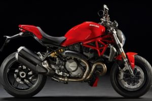 Ficha técnica de la moto Ducati Monster 1200