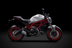 Ficha técnica de la moto Ducati Monster 797