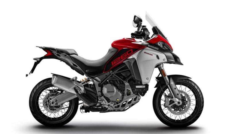 Ficha técnica de la moto Ducati Multistrada 1260 Enduro