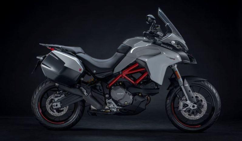 Ficha técnica de la moto Ducati Multistrada 950 S