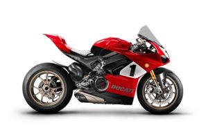Ficha técnica de la moto Ducati Panigale V4 25° Anniversario 916 2020