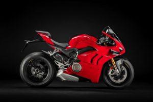Ficha técnica de la moto Ducati Panigale V4 S 2020