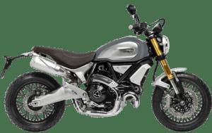 Ficha técnica de la moto Ducati Scrambler 1100 Special