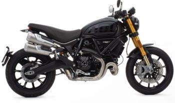 Ficha técnica de la moto Ducati Scrambler 1100 Sport PRO 2020