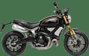 Ficha técnica de la moto Ducati Scrambler 1100 Sport