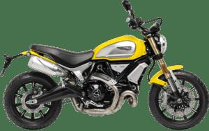 Ficha técnica de la moto Ducati Scrambler 1100