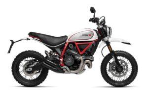 Ficha técnica de la moto Ducati Scrambler Desert Sled