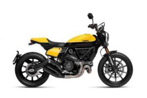 Ficha técnica de la moto Ducati Scrambler Full Throttle