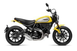 Ficha técnica de la moto Ducati Scrambler Icon