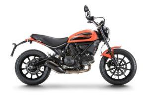 Ficha técnica de la moto Ducati Scrambler Sixty2