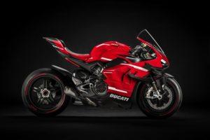 Ficha técnica de la moto Ducati Superleggera V4 2020