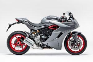 Ficha técnica de la moto Ducati SuperSport