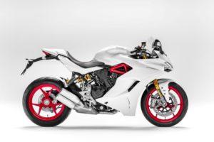 Ficha técnica de la moto Ducati SuperSport S