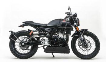 Ficha técnica de la moto F.B. Mondial HPS 300