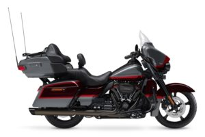 Ficha técnica de la moto Harley-Davidson CVO Limited