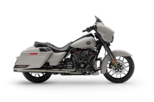 Ficha técnica de la moto Harley-Davidson CVO Street Glide 2020