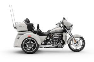 Ficha técnica de la moto Harley-Davidson CVO Tri Glide 2020