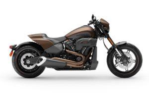 Ficha técnica de la moto Harley-Davidson FXDR 114