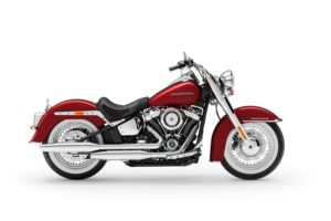 Ficha técnica de la moto Harley-Davidson Softail Deluxe