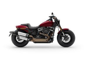 Ficha técnica de la moto Harley-Davidson Softail Fat Bob 114 2020