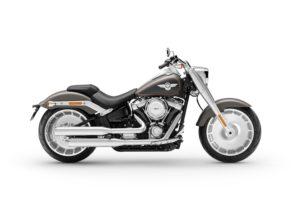 Ficha técnica de la moto Harley-Davidson Softail Fat Boy